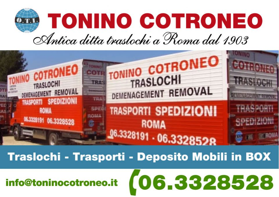 06.3328528 Traslochi Roma